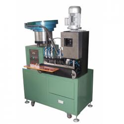 Automatic European standard power plug crimping machine WPM-203-B