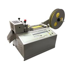 Normal round shape hoop & loop ribbon cutting machine WPM-690